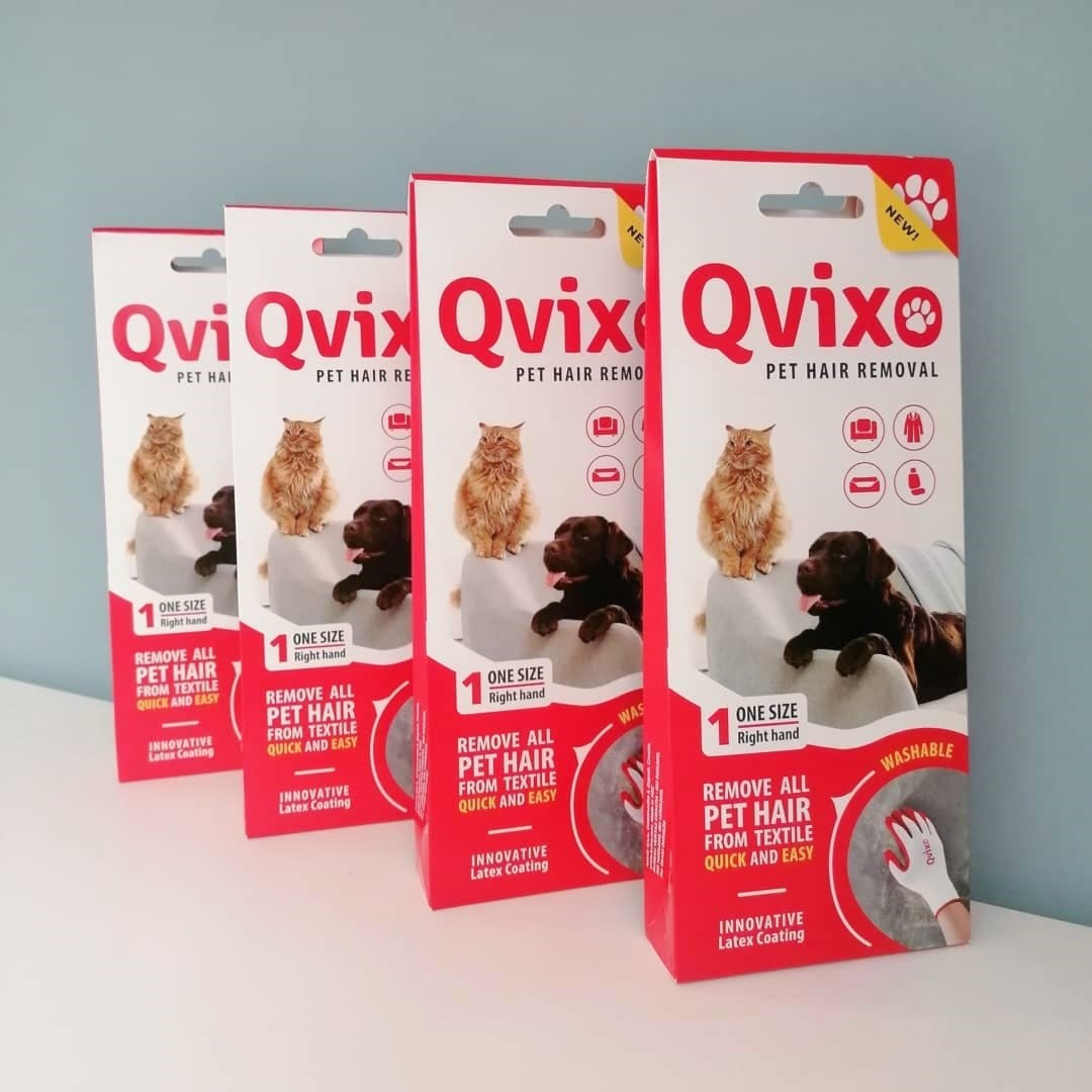 Qvixo - Pet Hair Remover