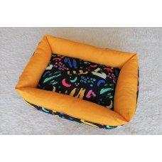 Qushin Nest Crayon - Yellow