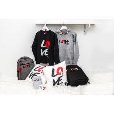 Kid's Sweatshirt LOVE