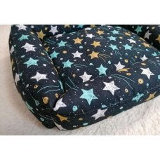 Qushin Nest Starry Night Double