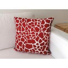 Decorative pillow Giraffa