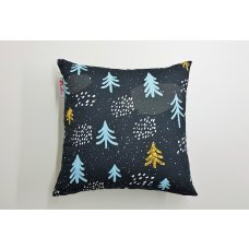 Decorative pillow Winter Night