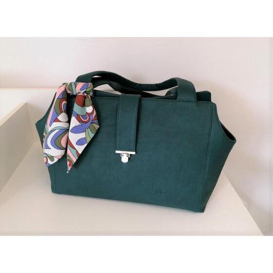 Carrier Bag Jade