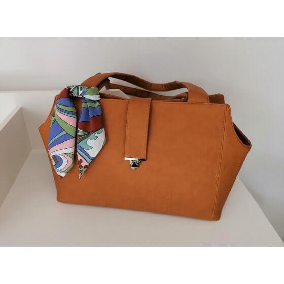 Carrier Bag Amber